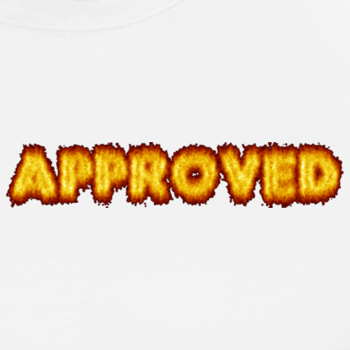 FIRE Approved - Men's Premium T-Shirt