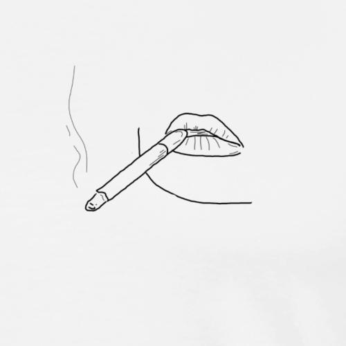 raucher - Männer Premium T-Shirt