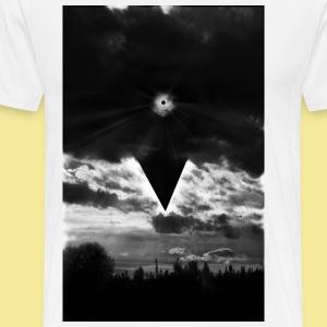 Regard de l'ange - T-shirt Premium Homme