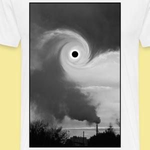 trou noir ecolo - T-shirt Premium Homme