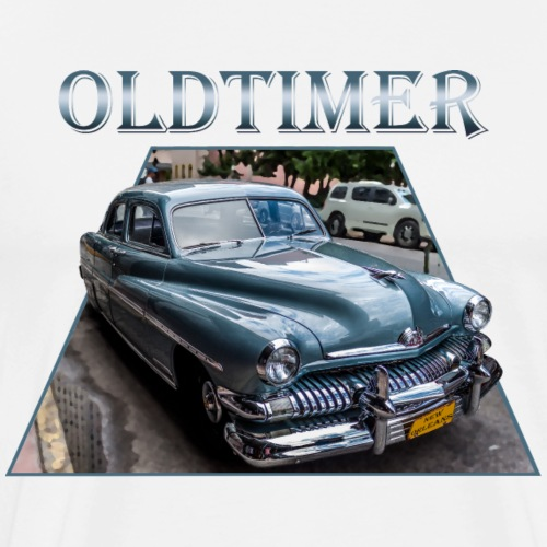 Old Timer New Orleans - Männer Premium T-Shirt