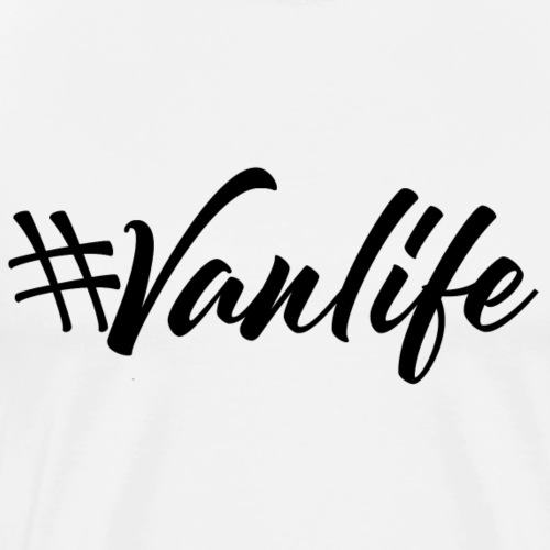 #Vanlife - by Life to go - Männer Premium T-Shirt