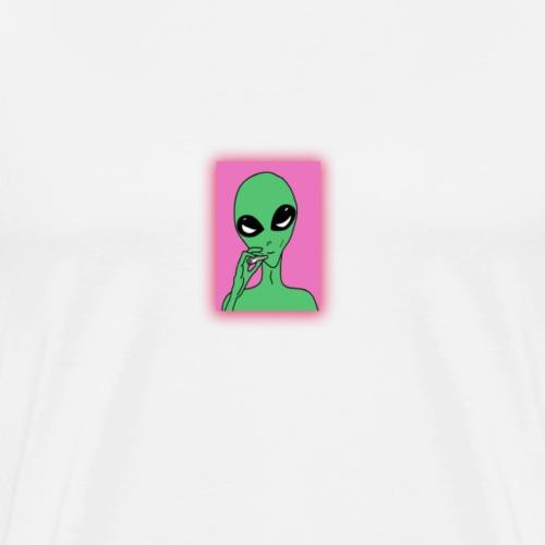 ALIEN KUSH - Camiseta premium hombre