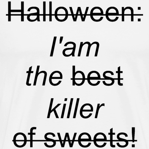 Halloween 02 - Männer Premium T-Shirt
