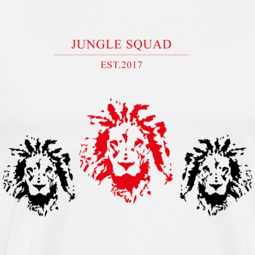 jungle est2017 - Männer Premium T-Shirt