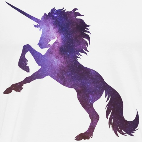 Cosmic Unicorn - Men's Premium T-Shirt