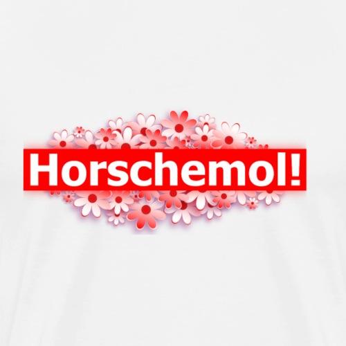 horschemol - Männer Premium T-Shirt