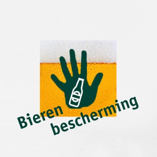 Bieren bescherming - Mannen Premium T-shirt