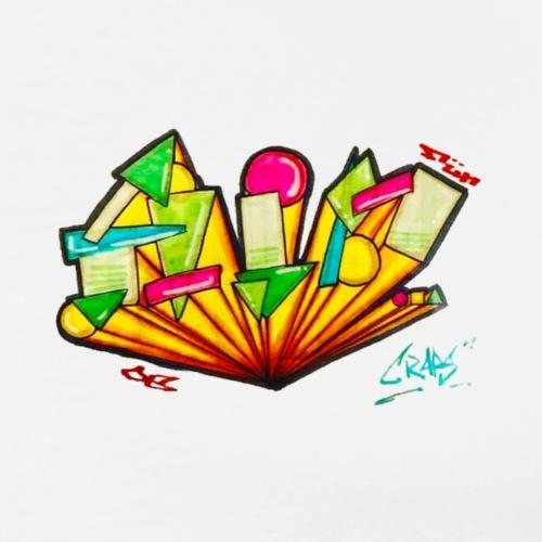AIR by VWA - T-shirt Premium Homme