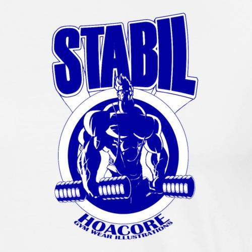 Hoacore - Stabil - Männer Premium T-Shirt