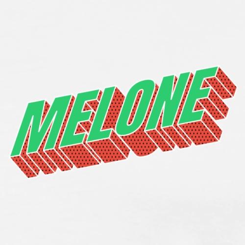 Melone - Männer Premium T-Shirt