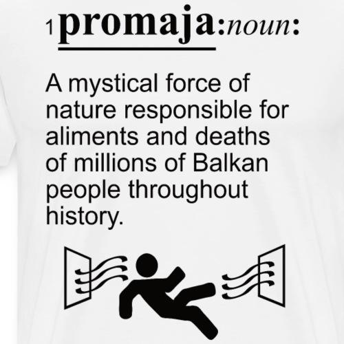 Promaja - Männer Premium T-Shirt
