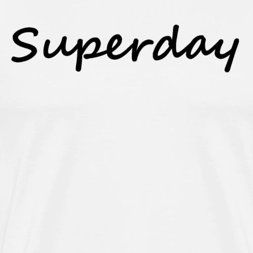 Superday - Männer Premium T-Shirt