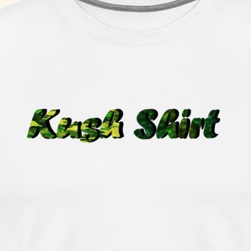 Kush Shirt - Männer Premium T-Shirt
