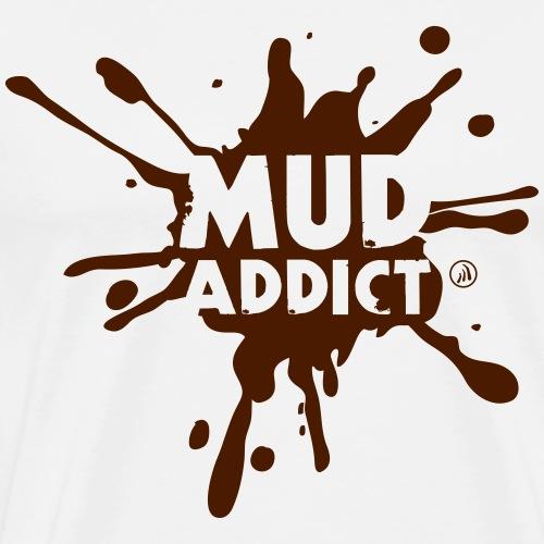 Mud Addict - T-shirt Premium Homme