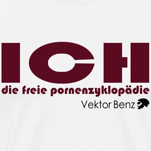 5 1 18 enzyklopaedie - Männer Premium T-Shirt
