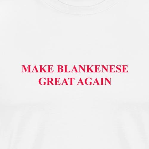 Blankenese - Männer Premium T-Shirt