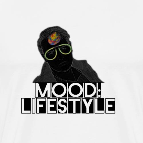 Mood: Lifestyle - Schwarz - Männer Premium T-Shirt