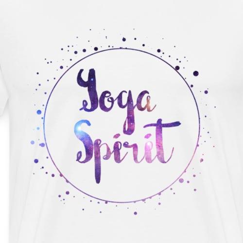 YOGA Spirit - Männer Premium T-Shirt