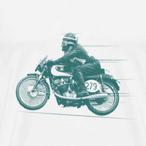 Moto Morini ReBello MotoGiro - Maglietta Premium da uomo
