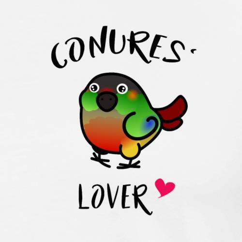 Conures' Lover: opaline - T-shirt Premium Homme