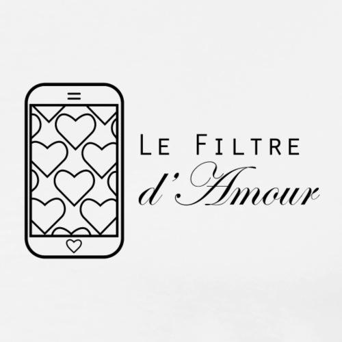 Filtre d'Amour - T-shirt Premium Homme