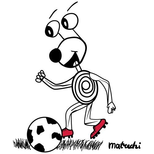 matrechi im Fußballfieber - Männer Premium T-Shirt