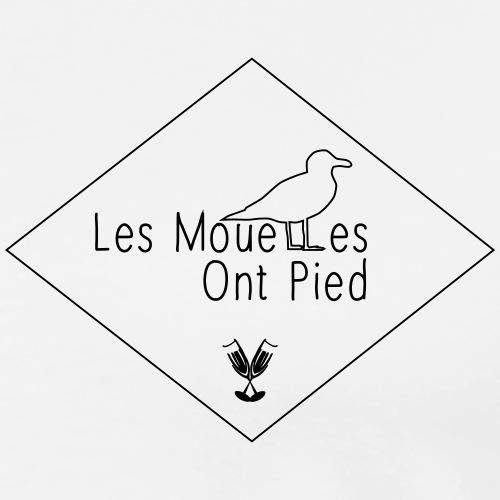 Mouettes - T-shirt Premium Homme