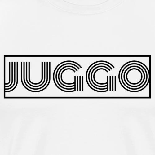 JUGGO Black - Männer Premium T-Shirt