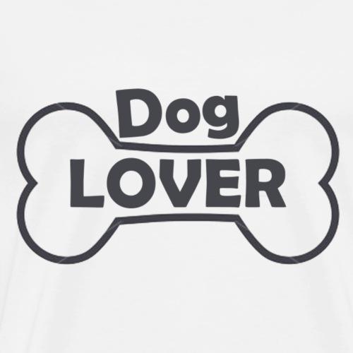 Dog Lover - Men's Premium T-Shirt