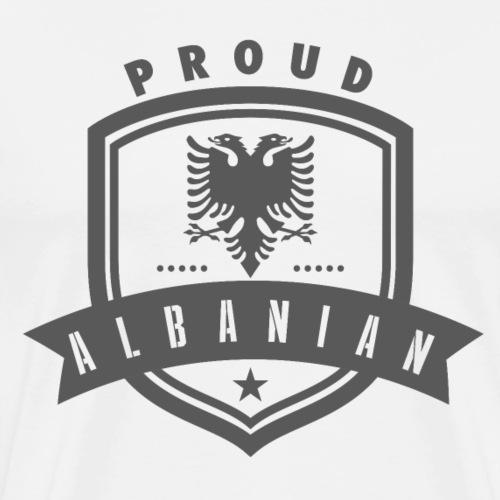 Stolzer Albaner Shirt geschenkidee - Männer Premium T-Shirt