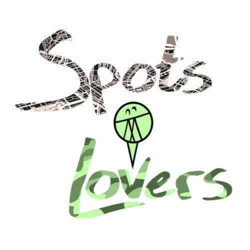 spots lovers Tshirt Original Vert - T-shirt Premium Homme