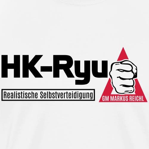HK-RYU Basic - Männer Premium T-Shirt