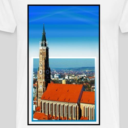 Landshut - Männer Premium T-Shirt
