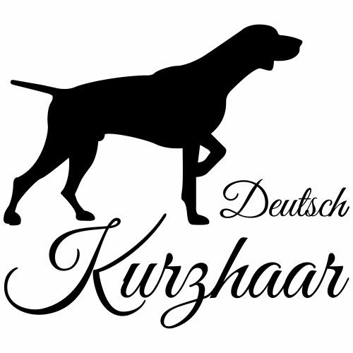 Deutsch Kurzhaar solo Variante 1 - Männer Premium T-Shirt
