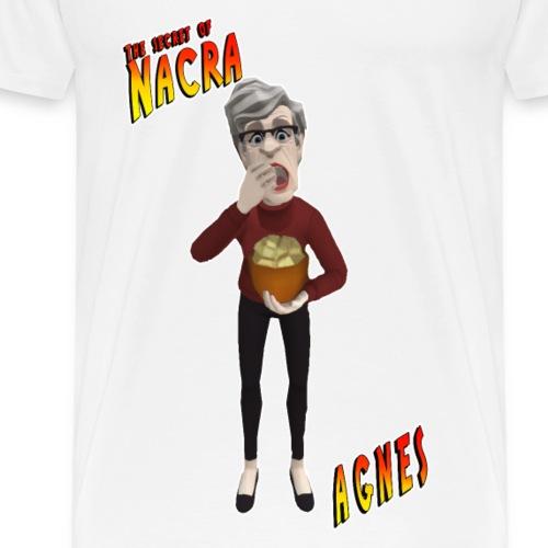 The secret of nacra - AGNES - Camiseta premium hombre