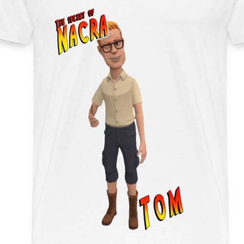 The secret of nacra - TOM - Camiseta premium hombre