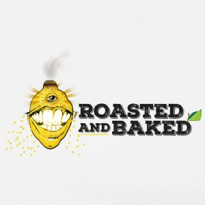 ROASTED AND BAKED LEMON - Männer Premium T-Shirt