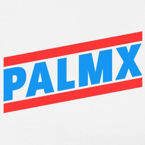 PalmX DIAGONAL logo - Men's Premium T-Shirt