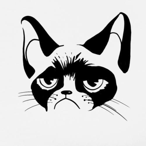 Grumpy Cat - Männer Premium T-Shirt