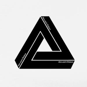 This ain't Palace Logo - Männer Premium T-Shirt