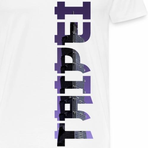Taipei 101 - Men's Premium T-Shirt
