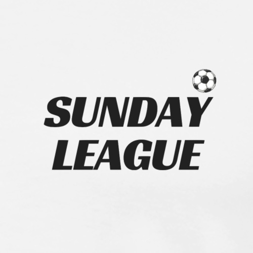 SUNDAYxLEAGUE Casual - Männer Premium T-Shirt
