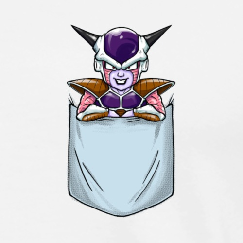 Evil Leader Friezza - Männer Premium T-Shirt