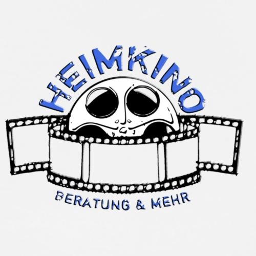 H B M Shop Logo Schwarz klein - Männer Premium T-Shirt