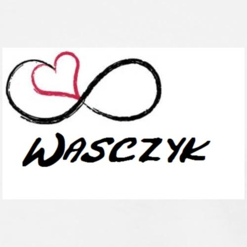 Wasczyk Love - Männer Premium T-Shirt
