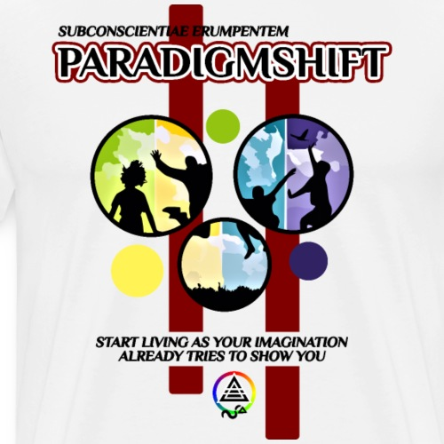 Paradigm Shift - Männer Premium T-Shirt