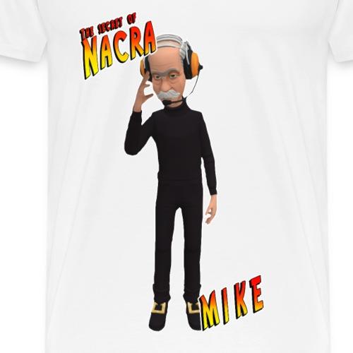 The secret of nacra - MIKE - Camiseta premium hombre