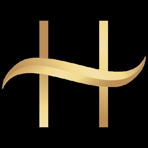Logo H - HOPE - T-shirt Premium Homme