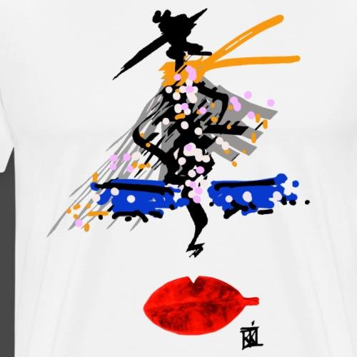 MòKIKA MFW ss19 4 - Maglietta Premium da uomo